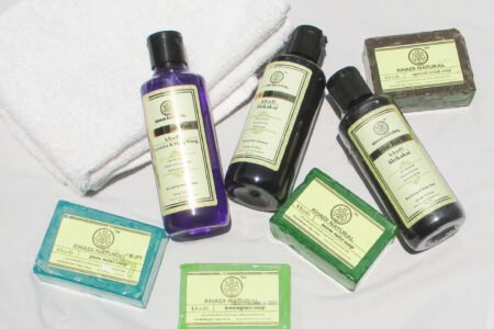 Khadi Natural Mini Haul and First Impressions