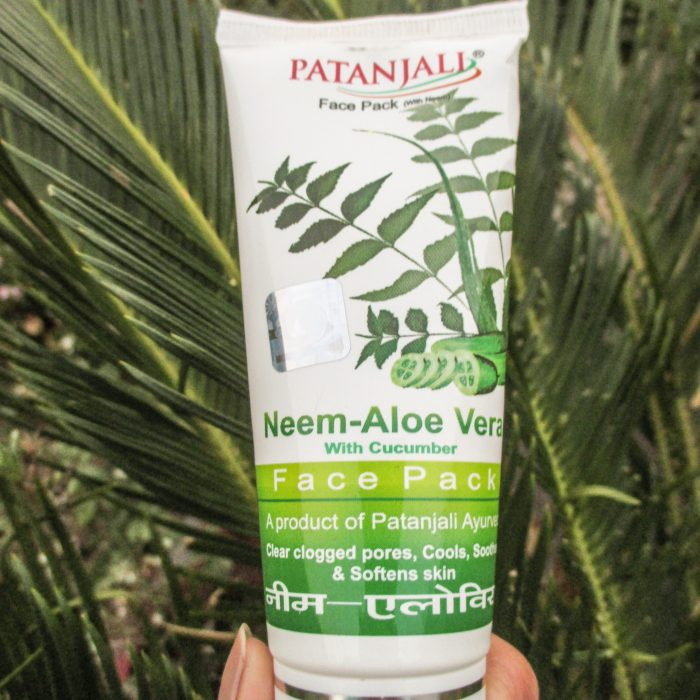 Patanjali Neem-Aloe Vera Face Pack Review