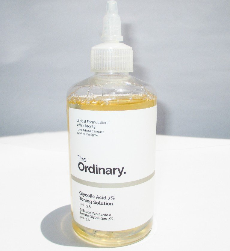 the ordinary glycolic acid review