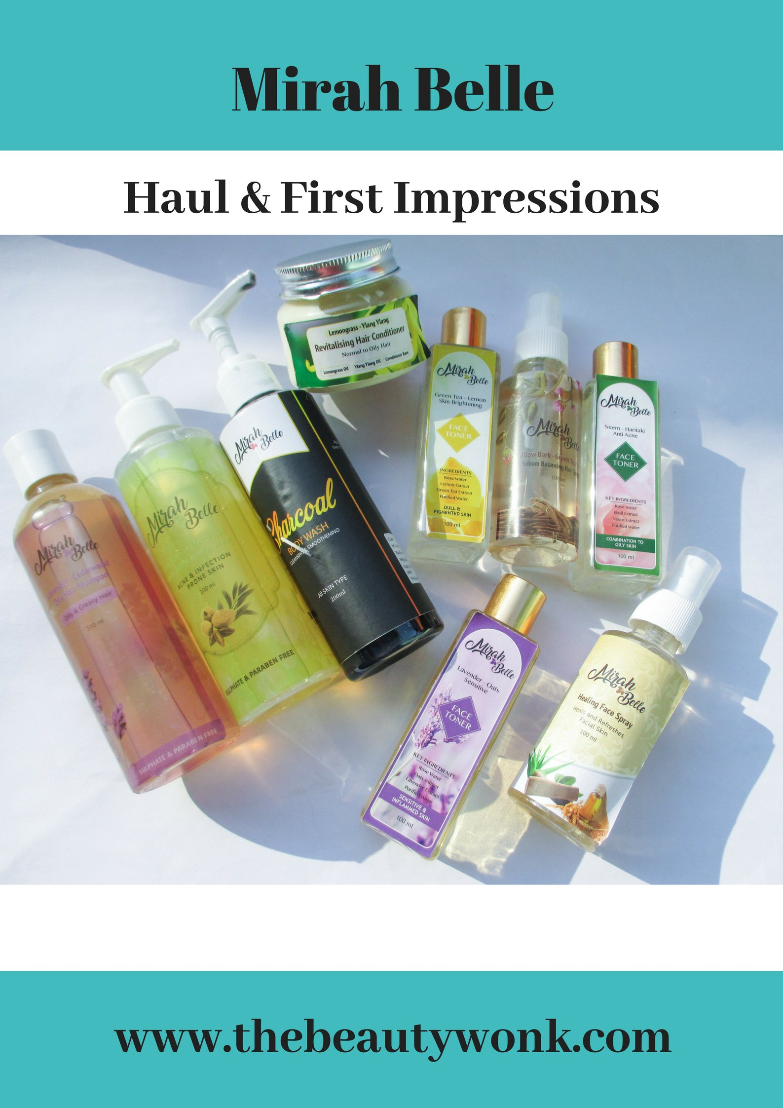 Mirah Belle - Haul & First Impressions