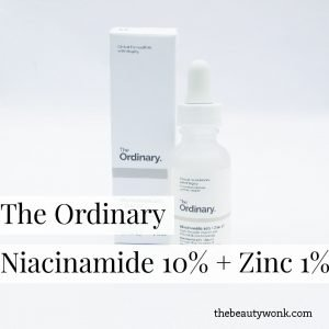 The Ordinary Niacinamide10%+Zinc1%