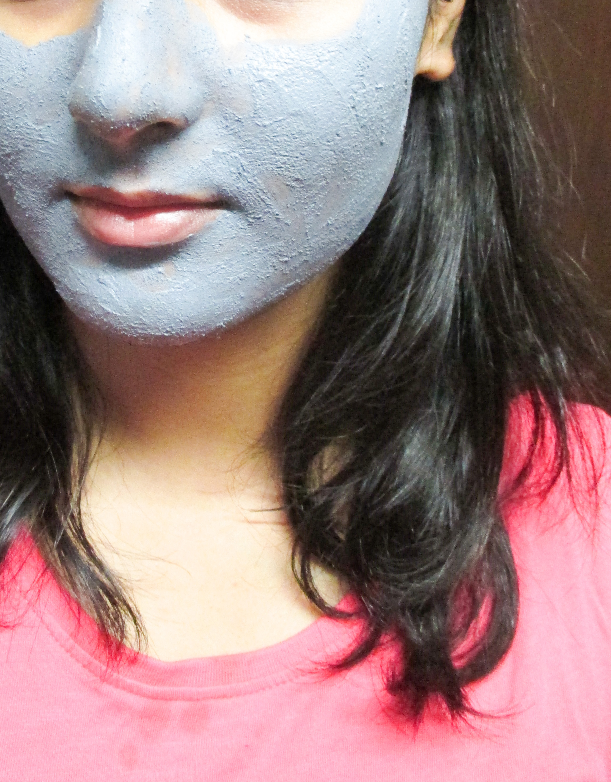 Qurez Activated Charcoal Scrub Mask Review