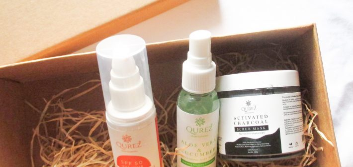Qurez Skincare Review