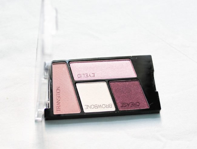 Wet n Wild Color Icon Eyeshadow Quad Petalette Review