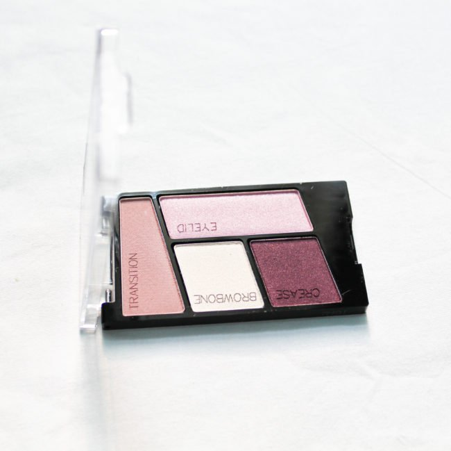 Wet n Wild Color Icon Eyeshadow Quad – Petalette