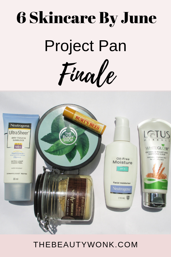 Finale Project Pan 6 Skincare by June