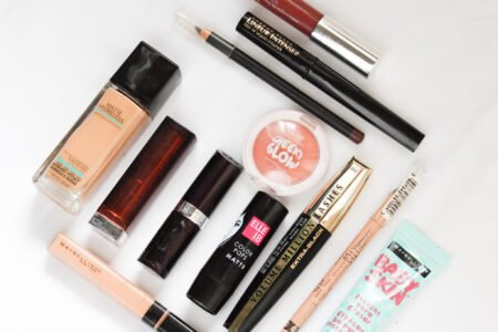 Project Pan & Declutter Non Cruelty Free Makeup