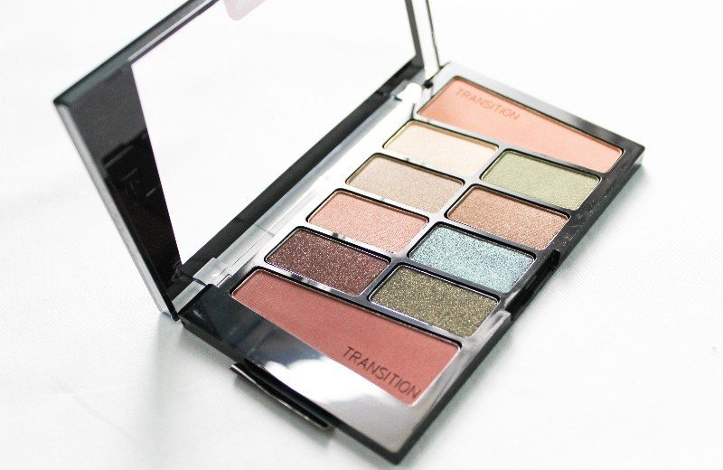 Wet N Wild Comfort Zone Eyeshadow Palette Review
