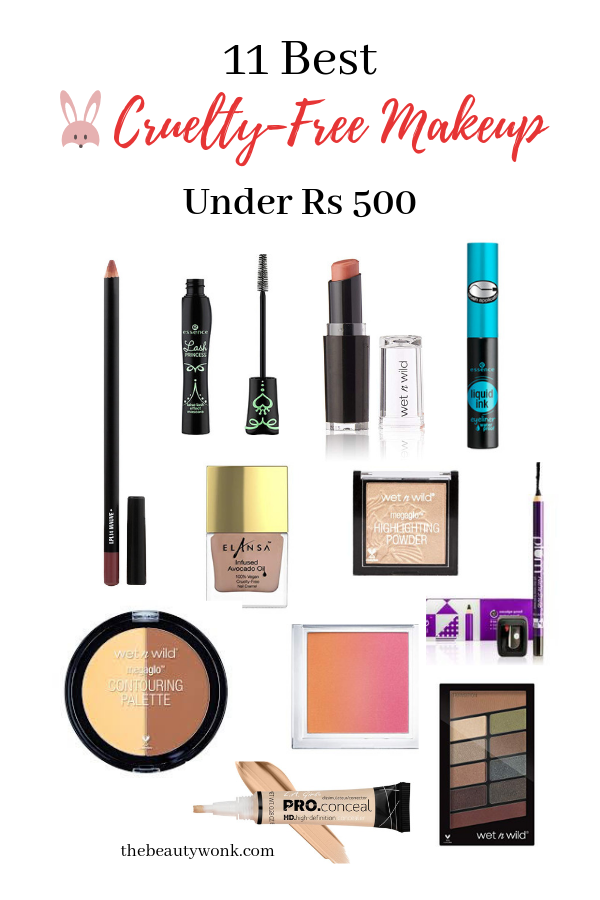 11 Best Affordable Cruelty-Free Makeup Under Rs 500