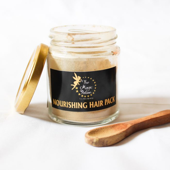 The Magic Potion Nourishing Hair Pack Review | Stops Hairfall