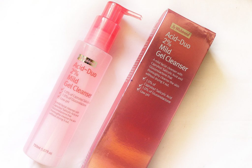 By Wishtrend Acid Duo Cleanser Review