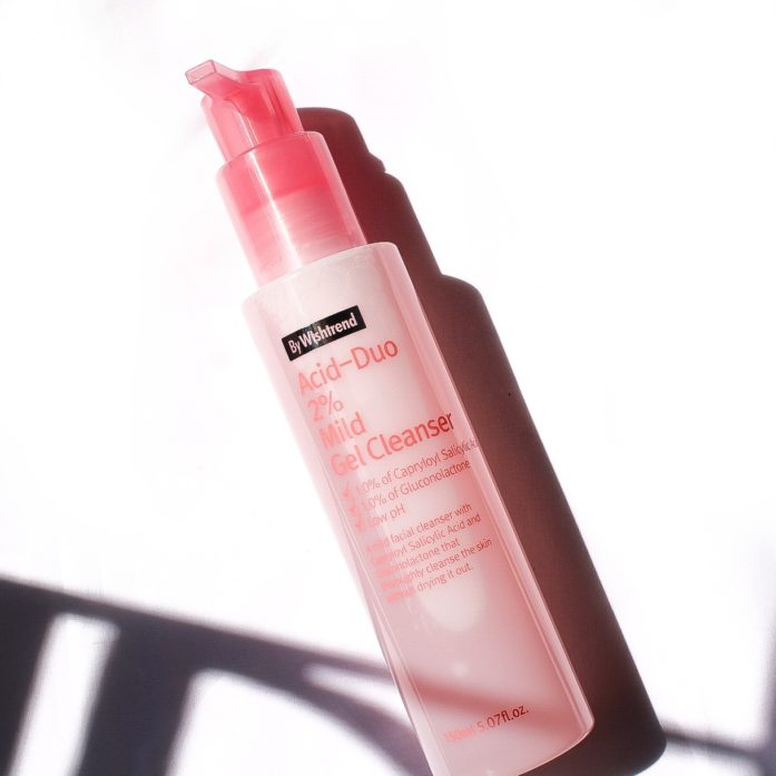 By Wishtrend Acid-Duo 2% Mild Gel Cleanser Review | Acid Cleansing?