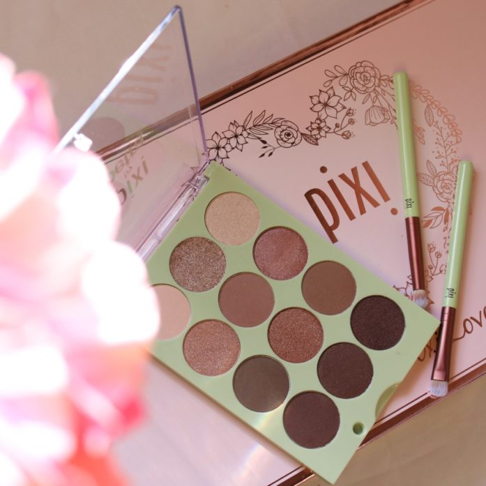 Pixi Natural Beauty Eyeshadow Palette Review