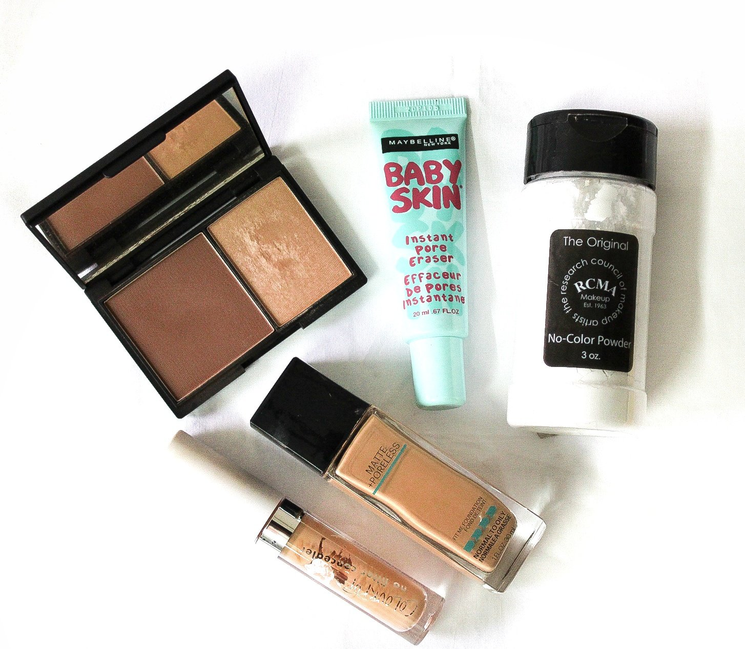 Base makeup products