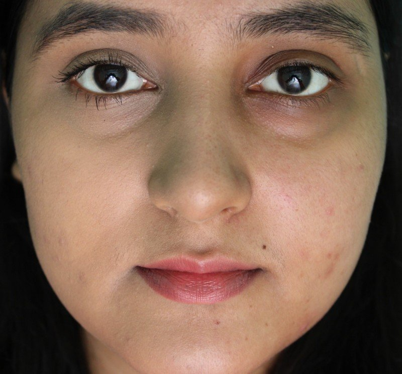 Nykaa Skinshield Foundation Review and Coverage