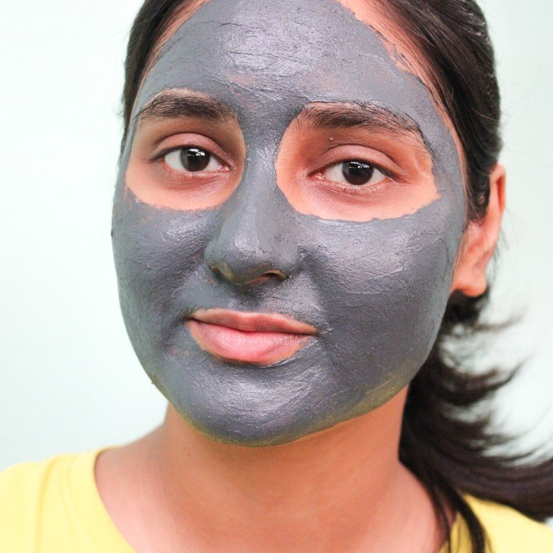 How to use mamaearth c3 facemask