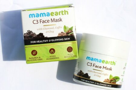 Review of mamaearth face mask