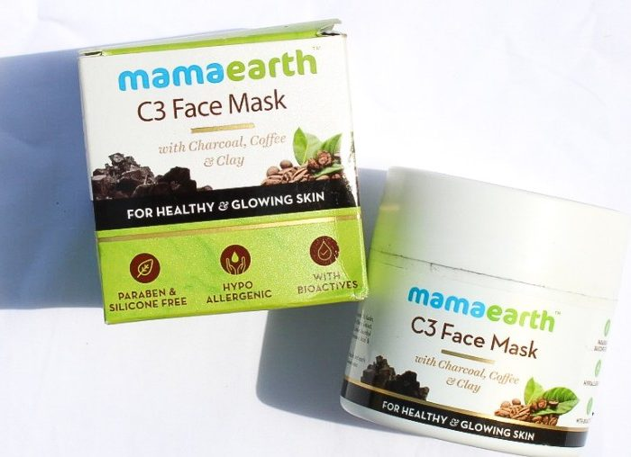 Mamaearth C3 Face Mask Review | Smooth Skin