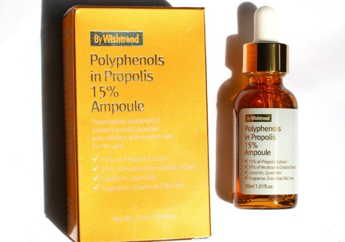 By Wishtrend Propolis Ampoule Review