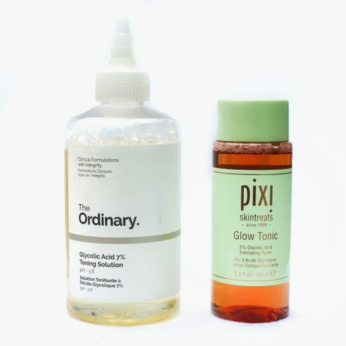 Pixi Glow Tonic vs The Ordinary Glycolic Acid – Which Is Better?