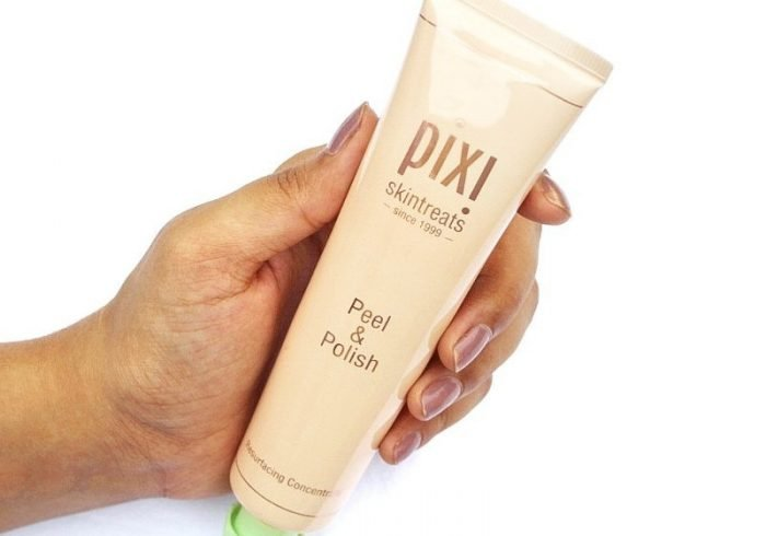 Review of Pixi Peel and Polish