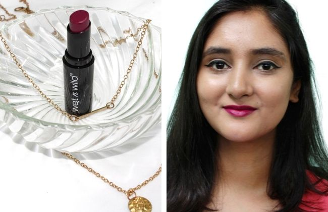 Wet N Wild MegaLast Lip Color in Sugar Plum Fairy for Fall