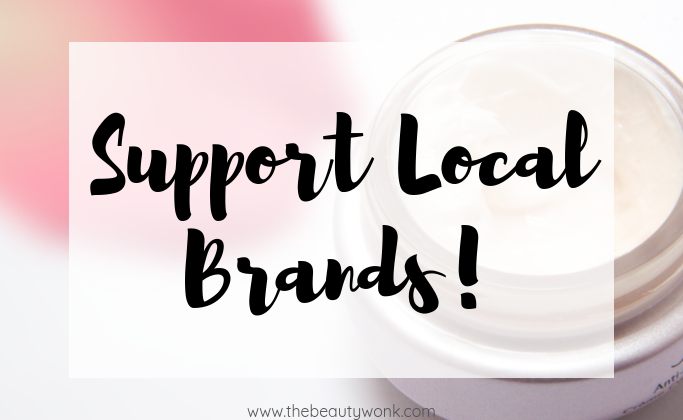 support local cruelty free beauty brands