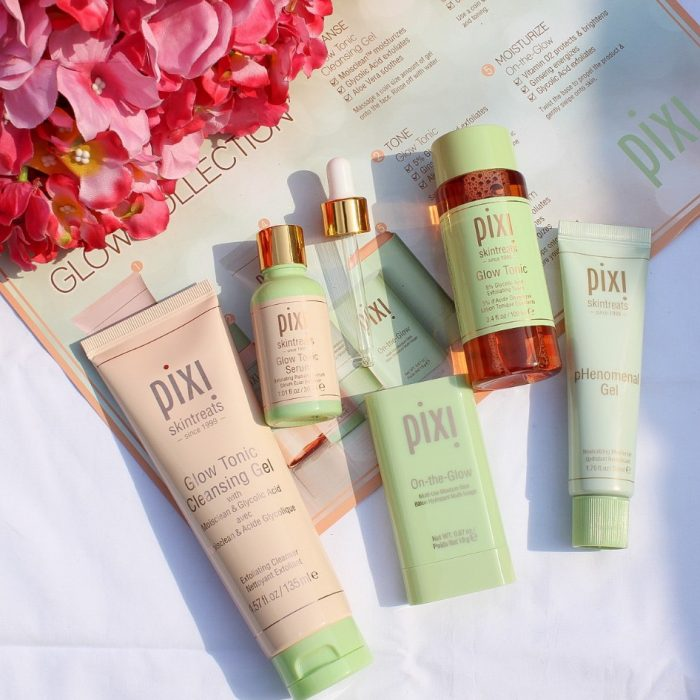 Pixi Glow Tonic Collection:  Hits And Misses