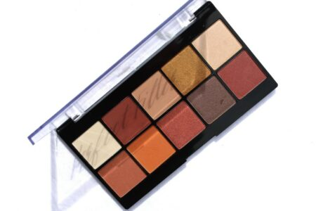 NYX Perfect Filter Rustic Antique Eyeshadow Palette