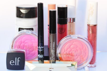 Best Drugstore Spring Makeup Products