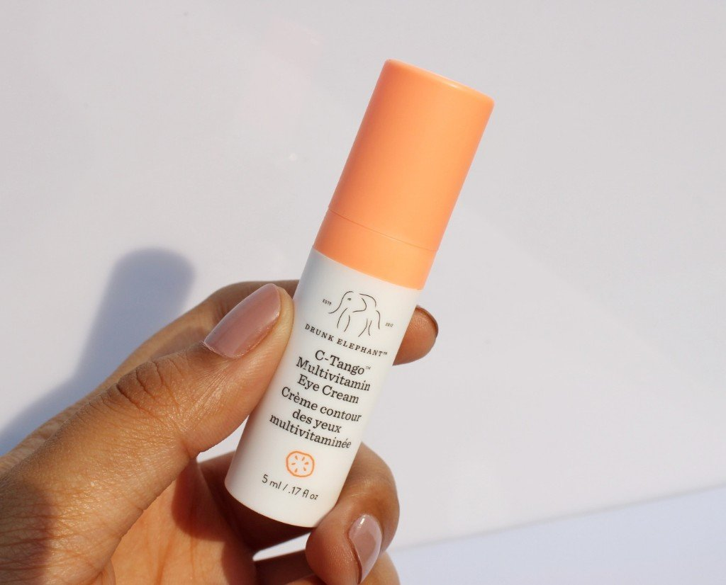 Drunk Elephant C Tango Eye Cream Review