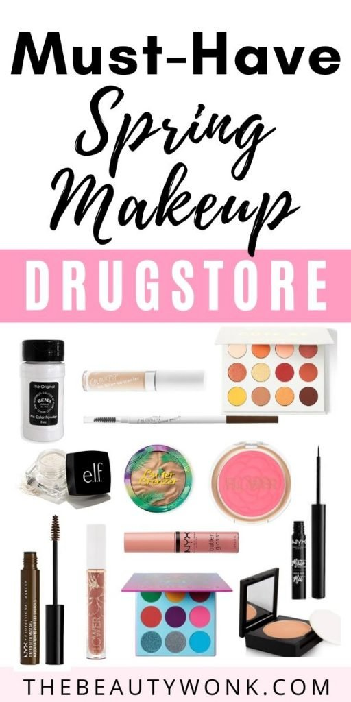 must have spring makeup drugstore