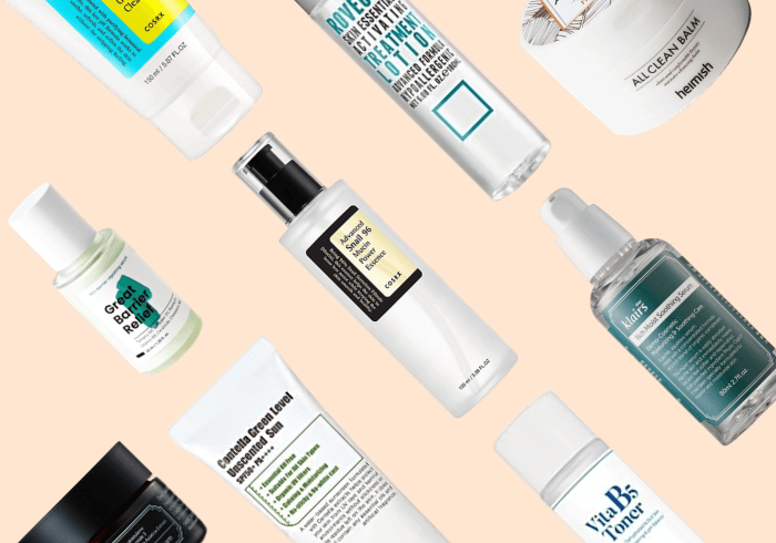 crueltyfree korean skincare products
