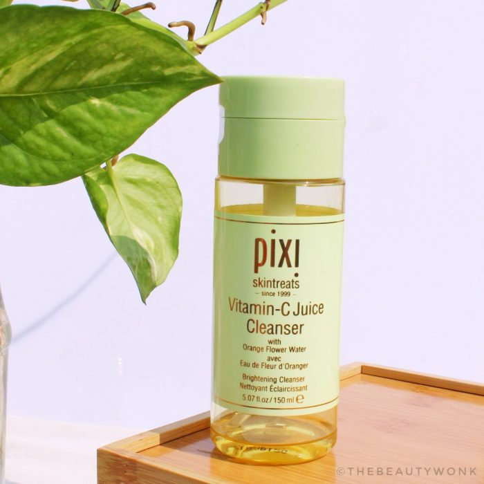 Pixi Vitamin-C Juice Cleanser Review – I Emptied It!