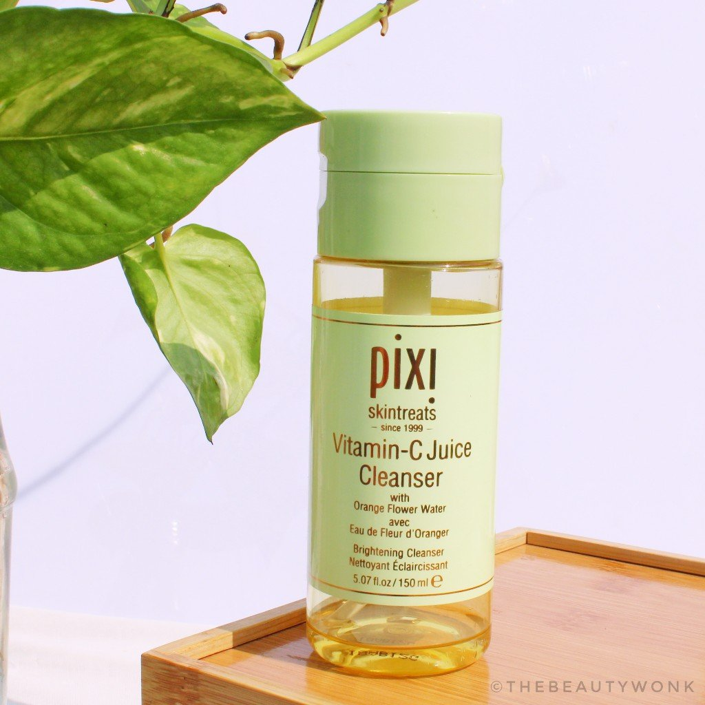 Review of Pixi Vitamin C Juice Cleanser